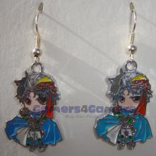Final Fantasy Firion Earrings WATERMARKED