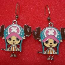 One Piece Earrings Chopper