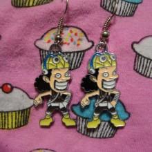 One Piece Earrings Usopp